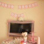1 yaş doğumgünü partisi hazırlıkları