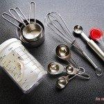 Mutfak Ölçüleri