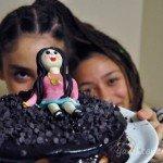 Ayça'nın doğum günü pastası