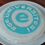 Ege Üniversitesi pastası