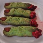 fıstıklı zombi parmakları