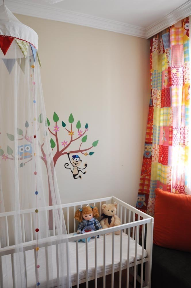 ikea bebek odası