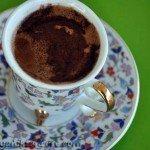 Türk Kahvesi nasıl yapılır? -1