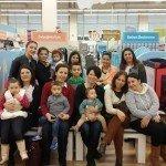 Kipa anne-bebek blogger buluşması